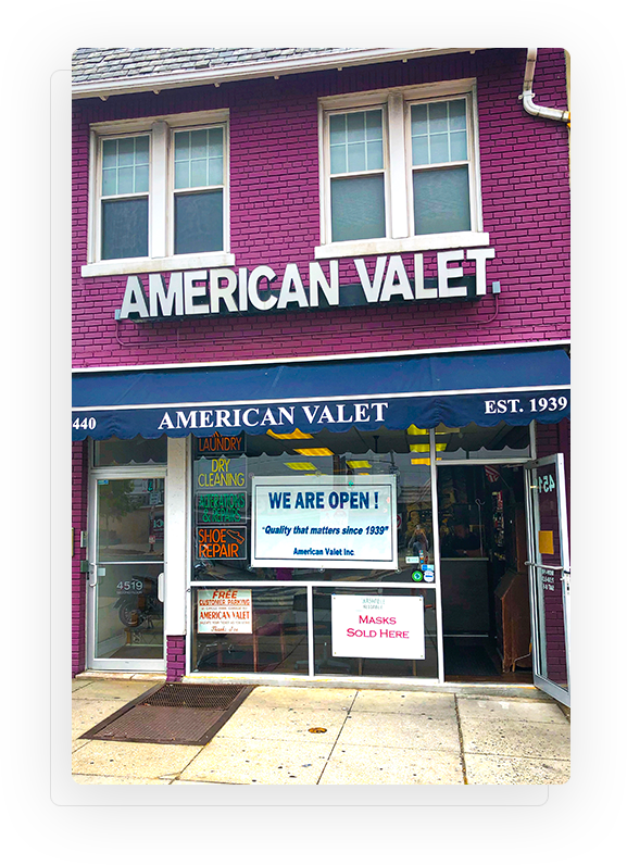 About American Valet